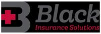 Black Insurance Solutions Logo