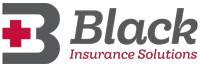 Black Insurance Solutions Logo